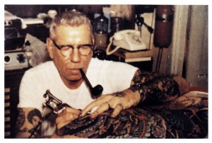 Tattoo History Sailor Jerry 300x202 Tattoo History