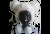 Ferbs Fuzzy Bear Hat